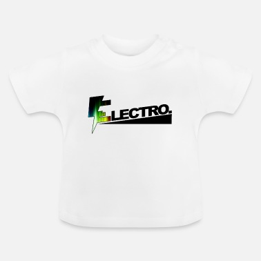 Electricity electric - Baby T-Shirt