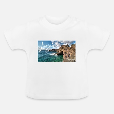 Canary Islands Los Hervideros Lanzarote Canary Islands Canary Islands - Baby T-Shirt