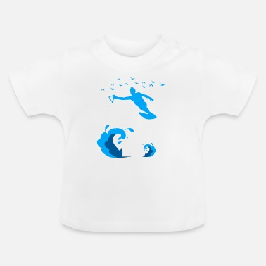 Water Skiing Water Ski Water Ski - Baby T-Shirt