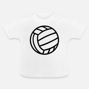 Volley Volleyball Volley-ball Volley - T-shirt Bébé