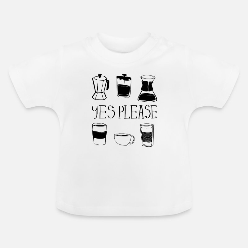 Love Baby Clothes - 190319 02 - Baby T-Shirt white