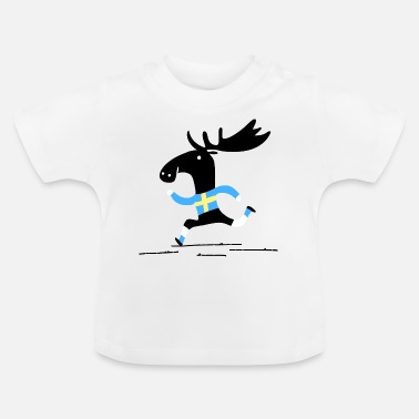 Viking Sweden - Baby T-Shirt