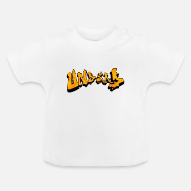 Undead Undead Graffiti - Baby T-Shirt