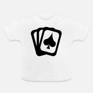 Cards Ace Cards - Baby T-shirt