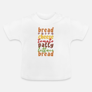 Children Burger - Baby T-Shirt