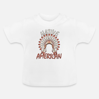 Inheemse inheems - Baby T-shirt