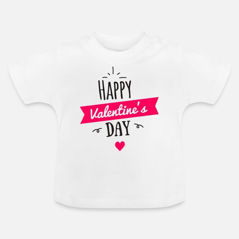 Valentinstag Geschenk Süßes Geschenk Liebe Baby T Shirt Spreadshirt