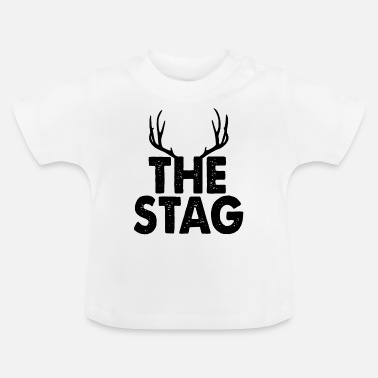 Stag The Stag - Baby T-Shirt