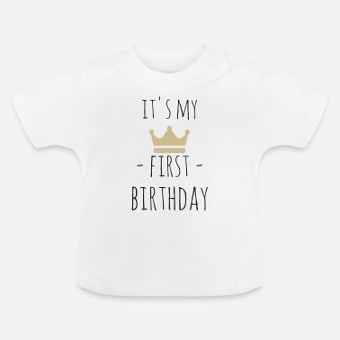 2ca37123270f5 Vêtements Bébé Anniversaire à commander en ligne | Spreadshirt