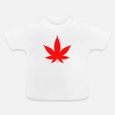 Cannabis cannabis - Baby-T-shirt