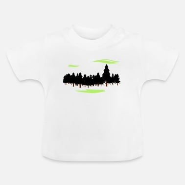 Forest Forest Forest - Baby T-Shirt