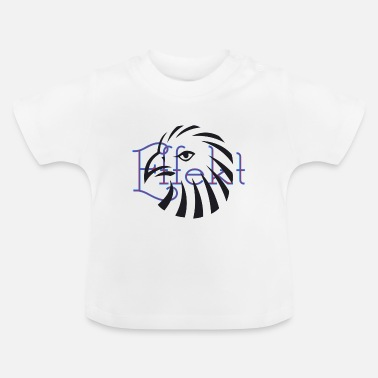 Effect Effect with eagle - Baby T-Shirt