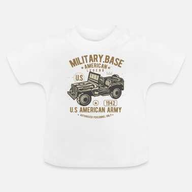 Us US Army - Baby T-shirt