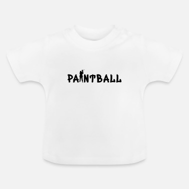 Paintball Paintball 'Paintball Special' - Baby T-shirt