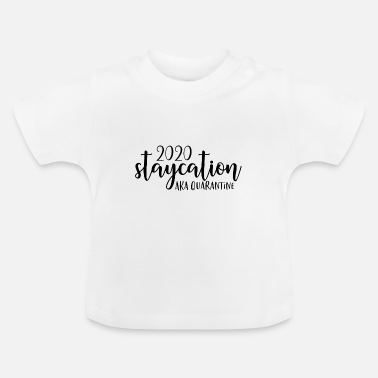 England Staycation 2020 - T-shirt baby