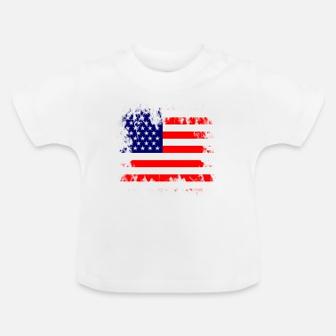 State United States - United States - Baby T-Shirt