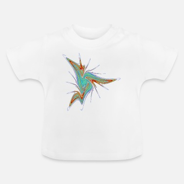Model Starfish Sea Urchin Sea Animals Ocean Chaos 4037j - Baby T-Shirt