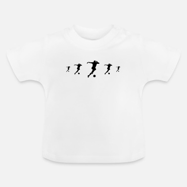 REY MAESTRO DE LLAMADA fresco del fútbol profesional femenino - Camiseta  bebé 434652c9f5c