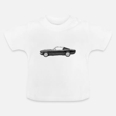 Muscle Car Muscle Car - Baby T-shirt