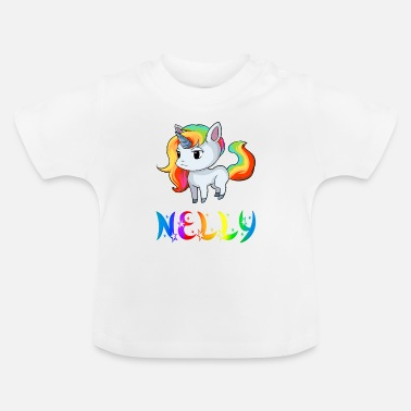 Nellie Nelly unicorn - Baby T-Shirt