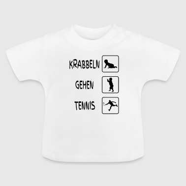 Tennis Baby Body - Baby T-Shirt