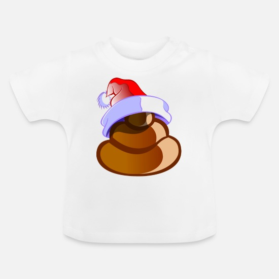 Caca De Noel Kawaii Png T Shirt Bebe Spreadshirt