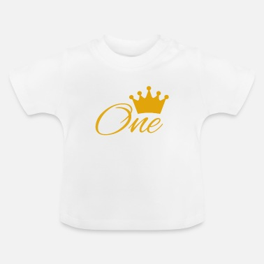 One-for-one ''One'' - Baby T-Shirt
