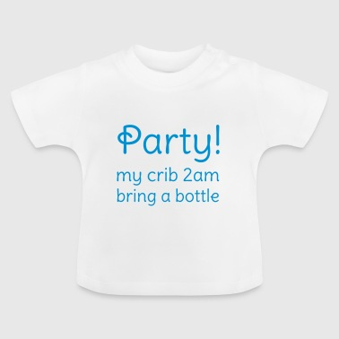 Crib Party - T-shirt Bébé