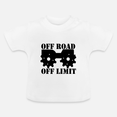 Off Off Road Off Limit - Baby T-skjorte