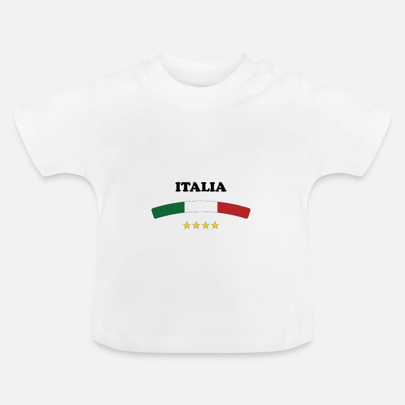 Italie Italia Baby T Shirt Spreadshirt