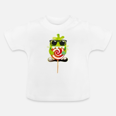 Collections Lolling monster - Camiseta bebé