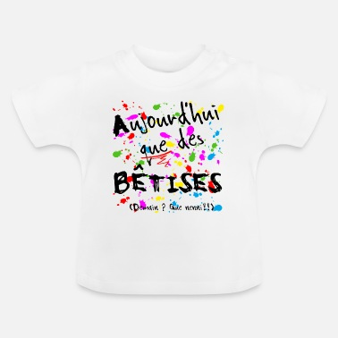 Citations Rentree 4 - T-shirt Bébé