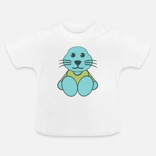 Baby Phoque phoque baby t-shirt | spreadshirt