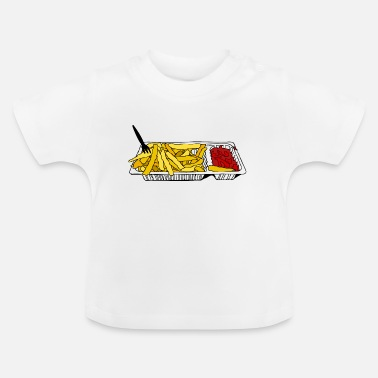 Belgian Belgian Fries - Baby T-shirt