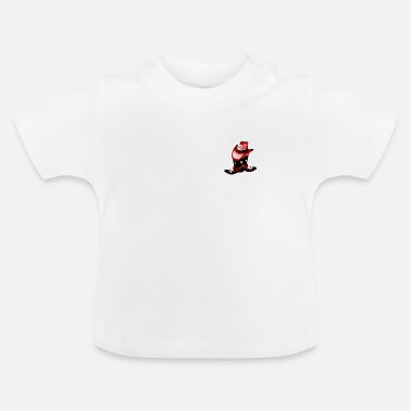 Country country - Baby-T-shirt