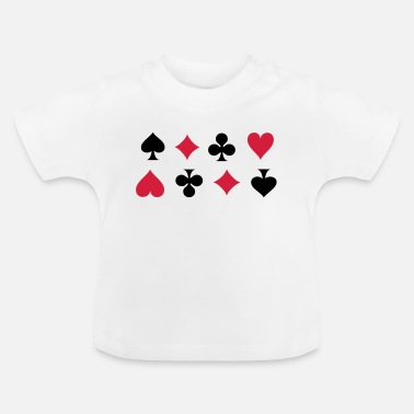 Cards Card Suits - Baby T-shirt
