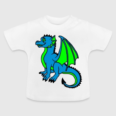 Dragon - T-shirt Bébé