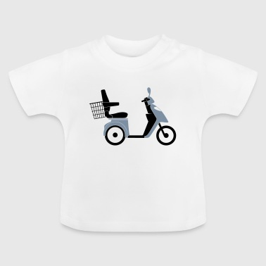 Scooter / Scooter - Baby T-Shirt