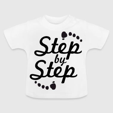 step by step 2 - T-shirt Bébé