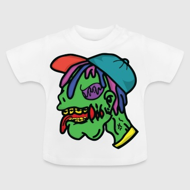 Monsta official logo - Baby T-Shirt