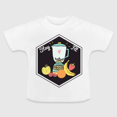 Blijf Fit - Baby T-shirt