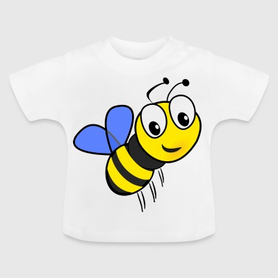 Lola the bee - Baby T-Shirt