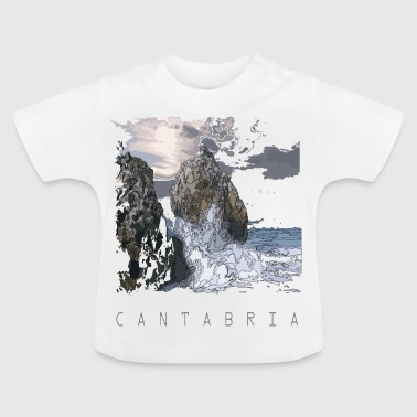 cantabria Meer - Baby T-Shirt