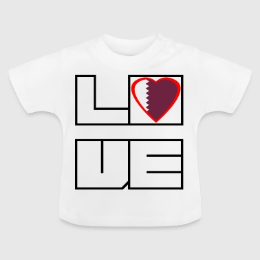 Love Land Roots Qatar - Baby T-Shirt