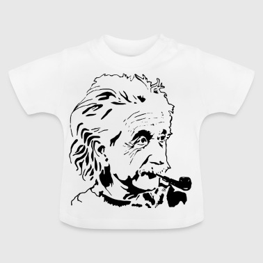einstein albert - T-shirt Bébé