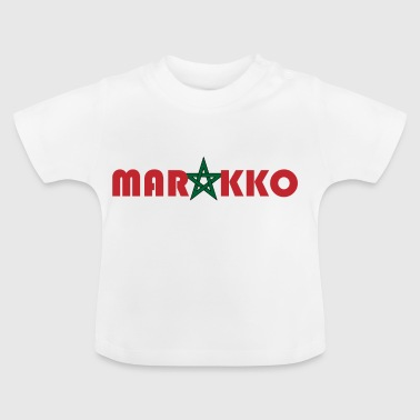 Morocco - Baby T-Shirt