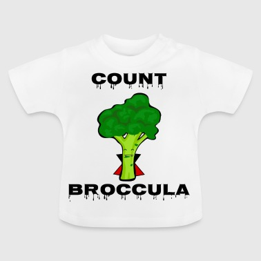 Count Broccula - Baby T-Shirt