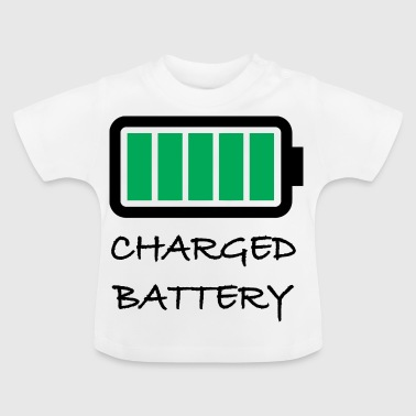 BATTERY - Baby T-Shirt