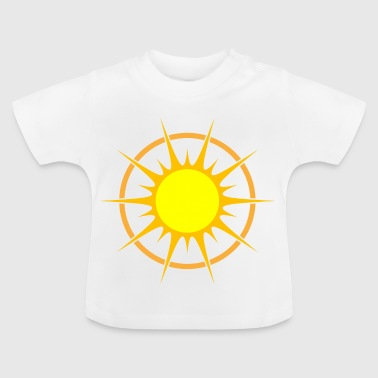 Sollys sydlige kappe - Baby T-shirt