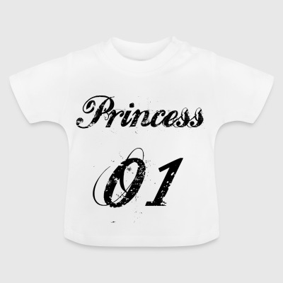 Princess 01 - Baby T-Shirt